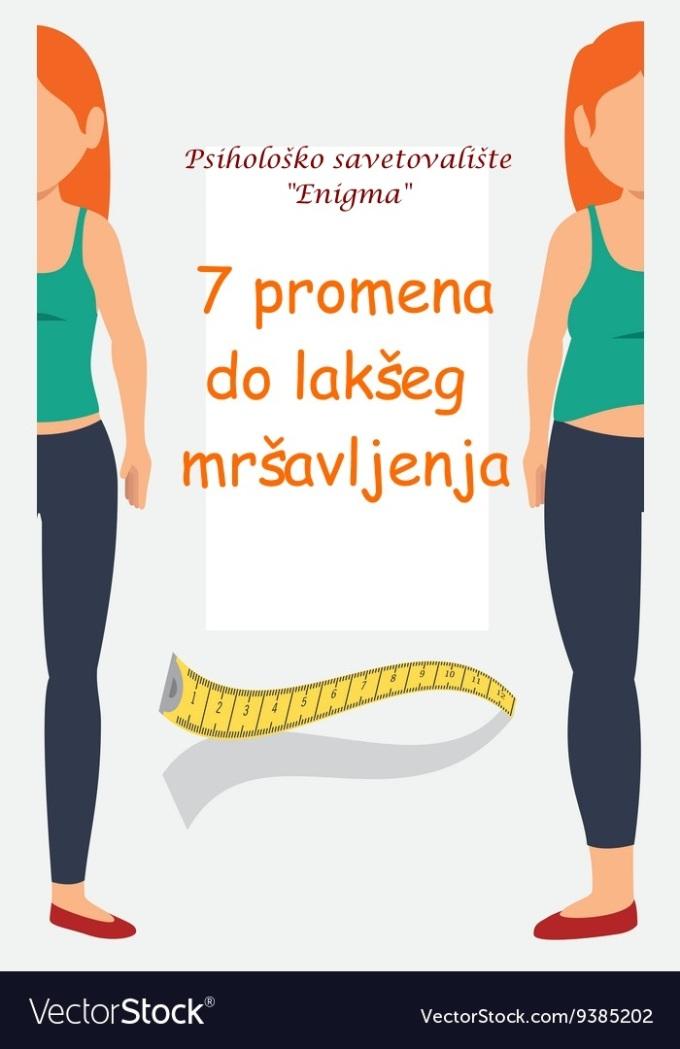 7 promena do lakšegmršavljenja