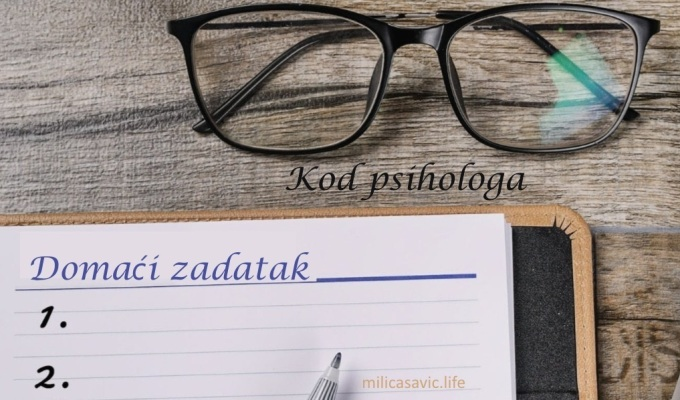 Domaći zadatak kodpsihologa