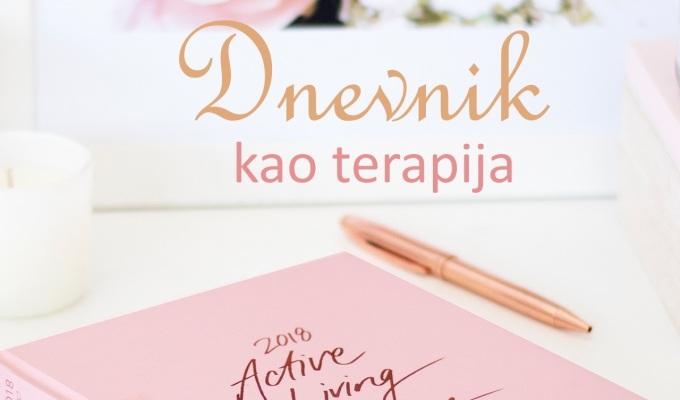 Dnevnik kao terapija