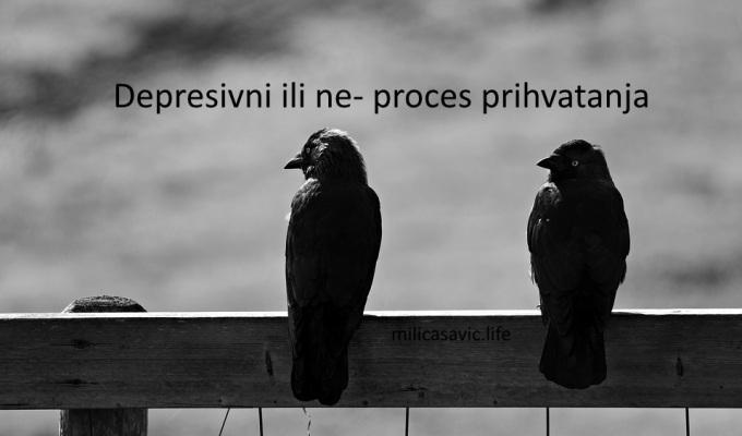 Depresivni ili ne-Procesprihvatanja