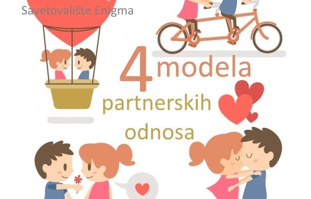 4 modela uloga koje igramo u partnerskimodnosima