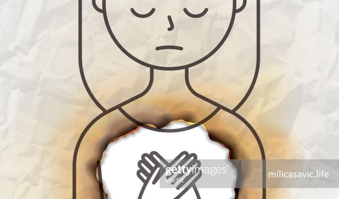 ANKSIOZNOST-Ignorisanje znakova stresa